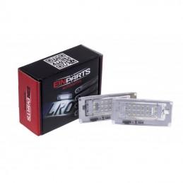 LED License Plate Lights MINI R50 (2001-2006)