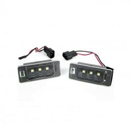 LED osvětlení SPZ BMW 5...