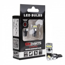 W5W LED žárovky (3 x SMD...