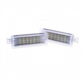 LED osvětlení dveří BMW 5...