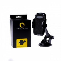 Mobile holder with suction cup
