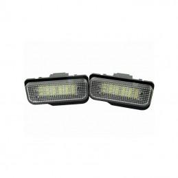 LED osvětlení SPZ MERCEDES...
