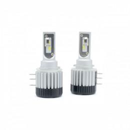 H15 LED bulbs AUDI A6 C7 4G...