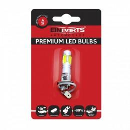 H3 LED bulb (5 x COB) 6000K