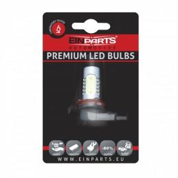 H11 LED bulb (5 x COB) 6000K