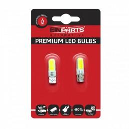 W5W LED bulbs (2 x COB)...