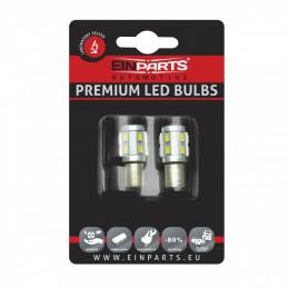 P21W LED žiarovky (10 x SMD...