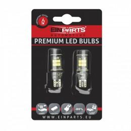 W16W LED žárovky (15 x SMD...