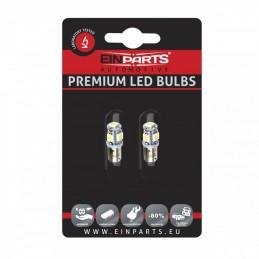 BA9S LED žárovky (5 x SMD...