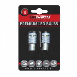 P21W LED žárovky (6 x SMD...
