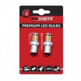 PY21W LED bulbs (30 x SMD...