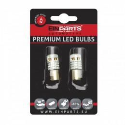 PY21W LED bulbs (6 x SMD...