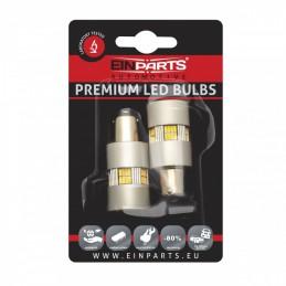 PY21W LED bulbs (135 x SMD...