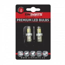 P21/4W LED bulbs (30 x SMD...