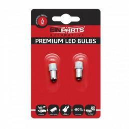 BA9S LED bulbs (1 x SMD...