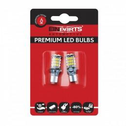 W16W LED žárovky (30 x SMD...