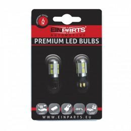 PW24W LED bulbs (10 x SMD...