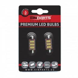 C10W LED žárovky (12 x SMD...