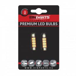 C10W LED bulbs (16 x SMD...