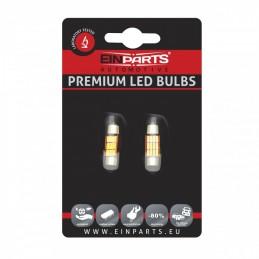C5W LED bulbs (12 x SMD...