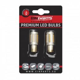 PY21W LED bulbs (66 x SMD...