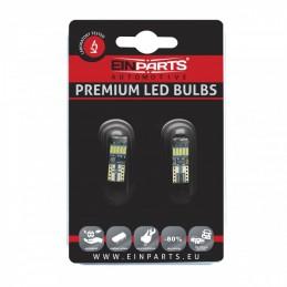 W5W LED bulbs (15 x SMD...