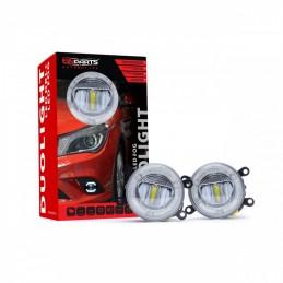 LED Fog + DRL Lights...