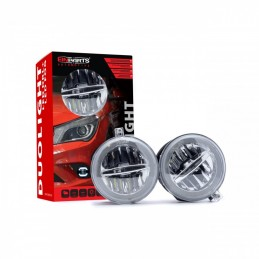 LED Fog + DRL Lights DODGE...
