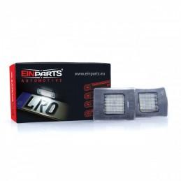 LED License Plate Lights MERCEDES SLK R172 (2011-2019)