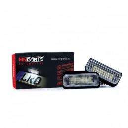 LED License Plate Lights MERCEDES CLS C219 (2004-2010)