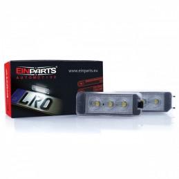 LED License Plate Lights VW...