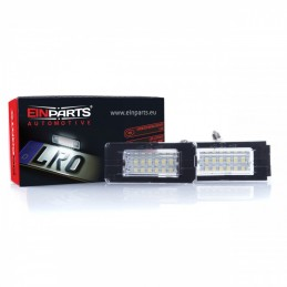LED License Plate Lights MINI R56 Hatchback (2006-2013)