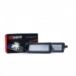 LED License Plate Lights...