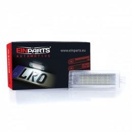 Interior LED glove box...
