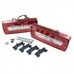 LED rear lights MERCEDES G...