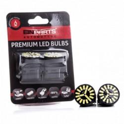 W21W LED žárovky (18 x SMD...