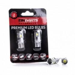 W5W LED žiarovky (5 x...
